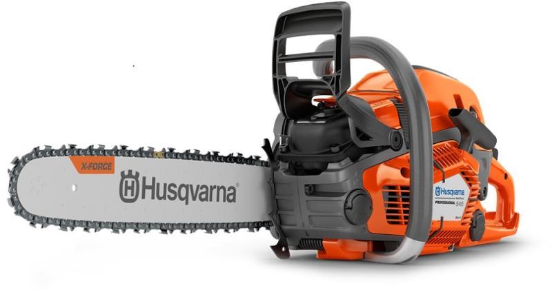 HUSQVARNA 545 Mark II benzines láncfűrész